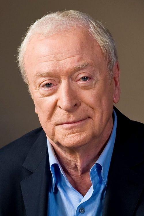 Key visual ofMichael Caine