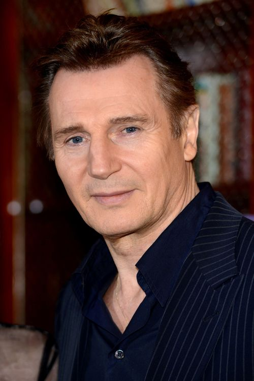 Key visual ofLiam Neeson