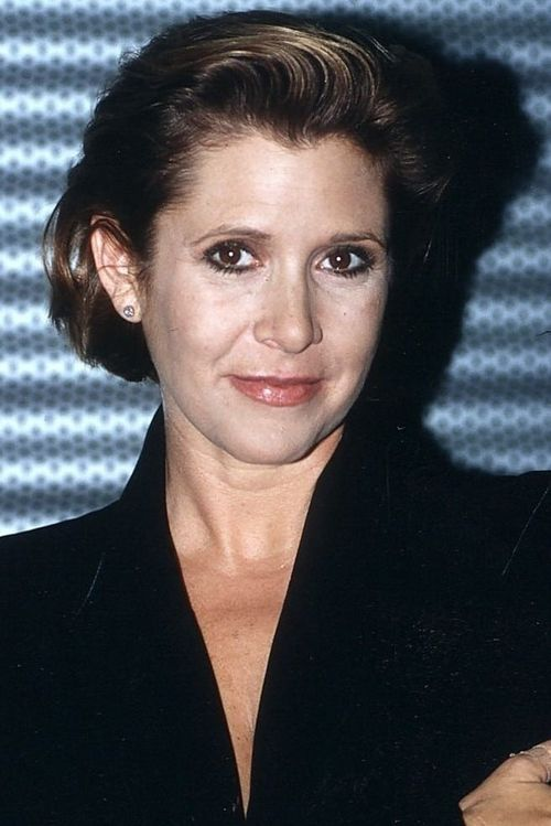 Key visual ofCarrie Fisher