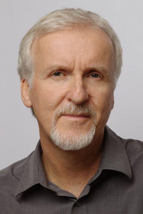 Key visual of James Cameron