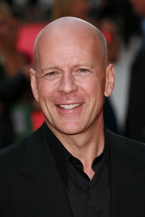 Key visual ofBruce Willis