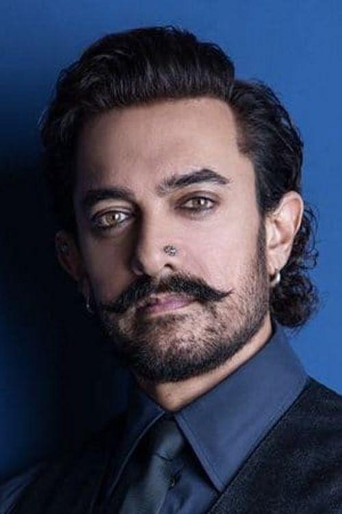 Key visual of Aamir Khan