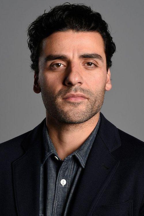 Key visual of Oscar Isaac