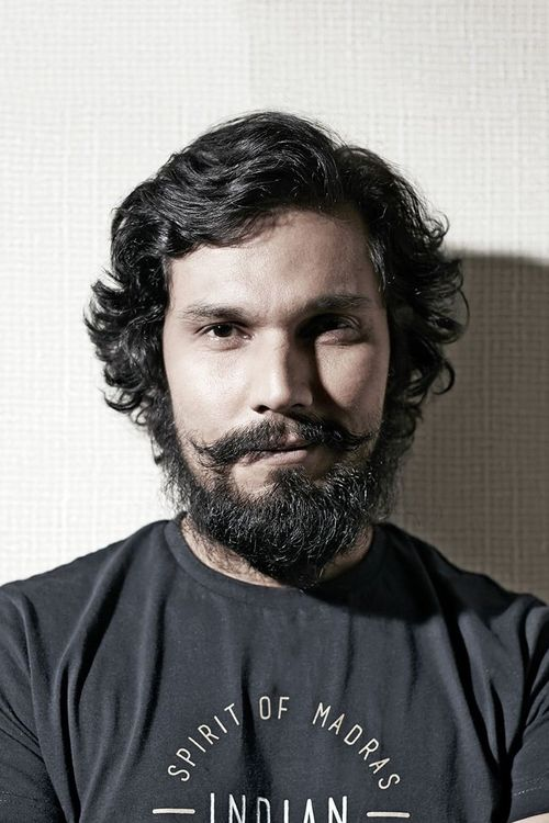 Key visual of Randeep Hooda