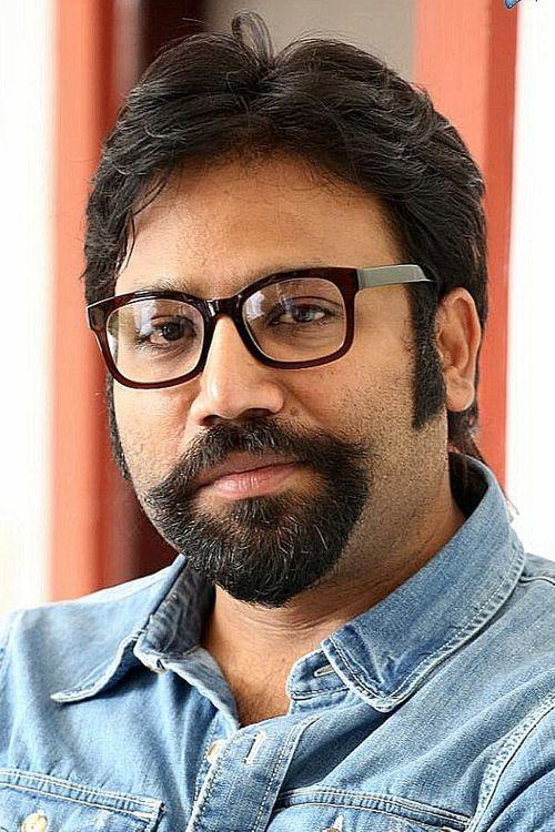 Key visual of Sandeep Reddy Vanga