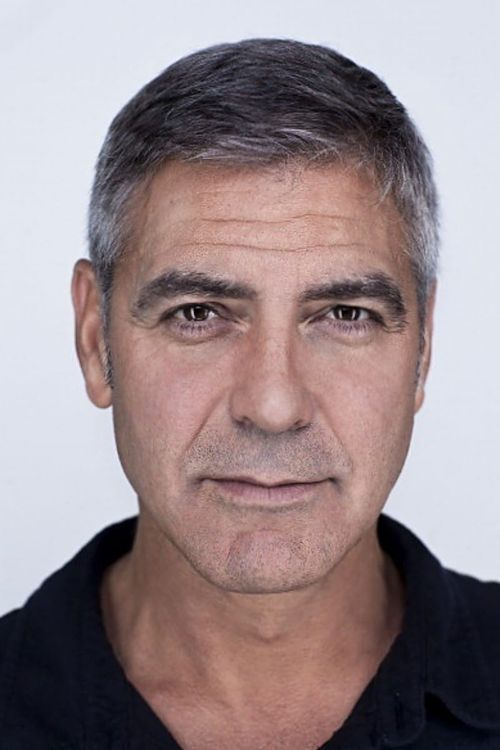 Key visual of George Clooney
