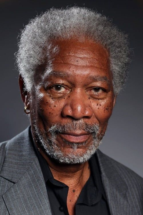 Key visual ofMorgan Freeman