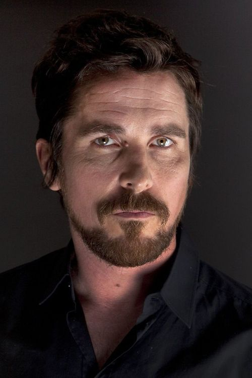 Key visual ofChristian Bale