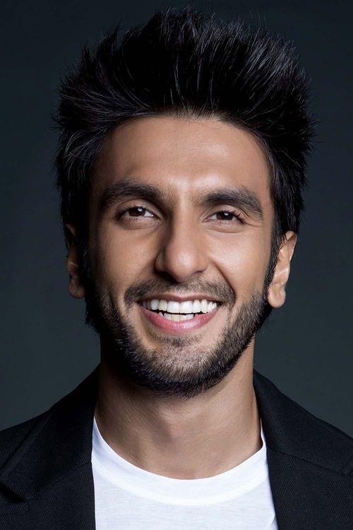 Key visual of Ranveer Singh