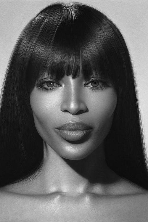 Key visual of Naomi Campbell