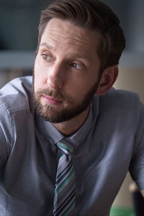 Key visual ofJoel David Moore