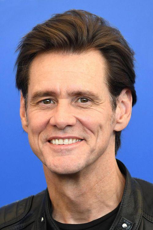 Key visual of Jim Carrey