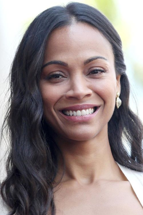 Key visual ofZoe Saldana