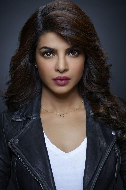 Key visual of Priyanka Chopra