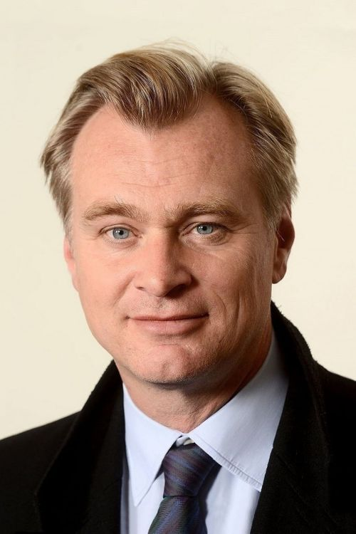 Key visual ofChristopher Nolan