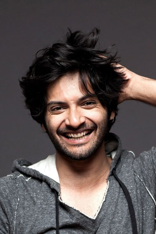 Key visual of Ali Fazal