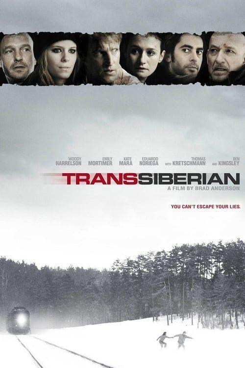 Key visual ofTranssiberian