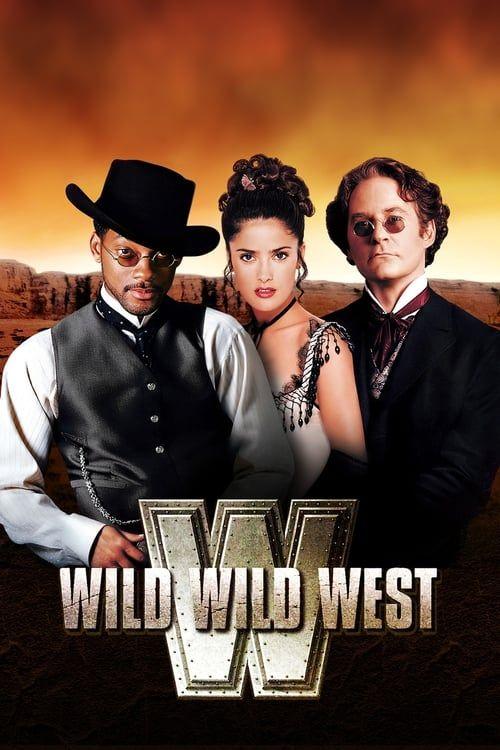 Key visual of Wild Wild West