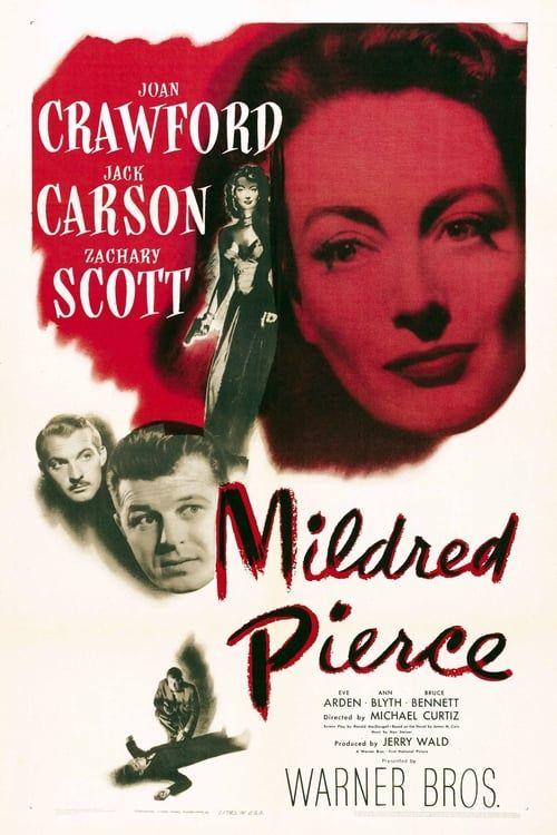 Key visual of Mildred Pierce