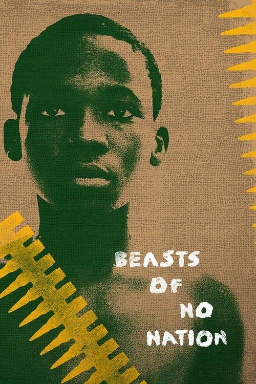 Key visual of Beasts of No Nation
