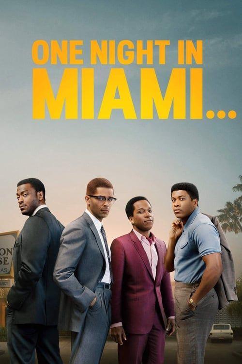 Key visual of One Night in Miami...