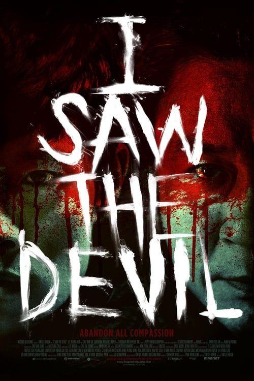 Key visual of I Saw the Devil