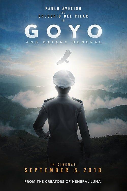 Key visual ofGoyo: The Boy General