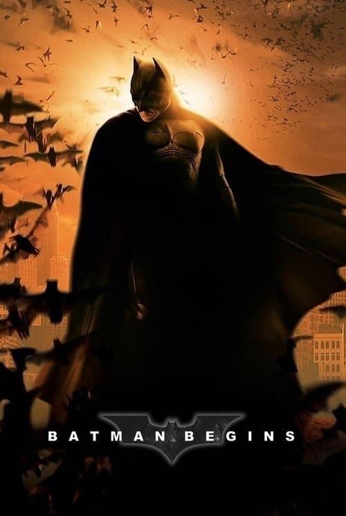 Key visual ofBatman Begins