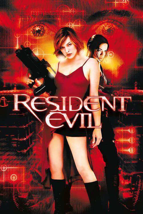 Key visual of Resident Evil