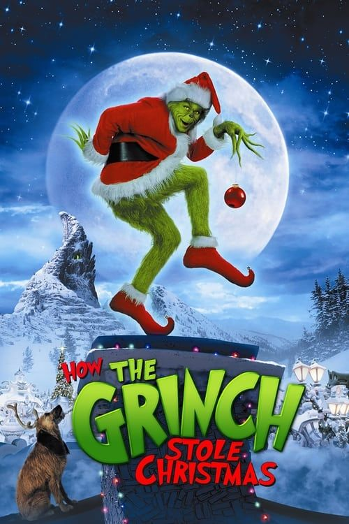 Key visual of How the Grinch Stole Christmas
