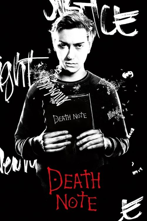 Key visual ofDeath Note