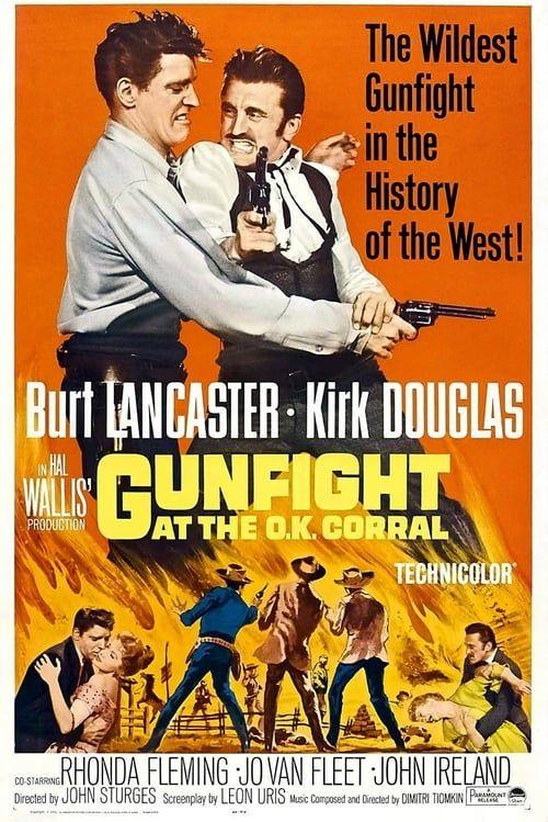 Key visual of Gunfight at the O.K. Corral