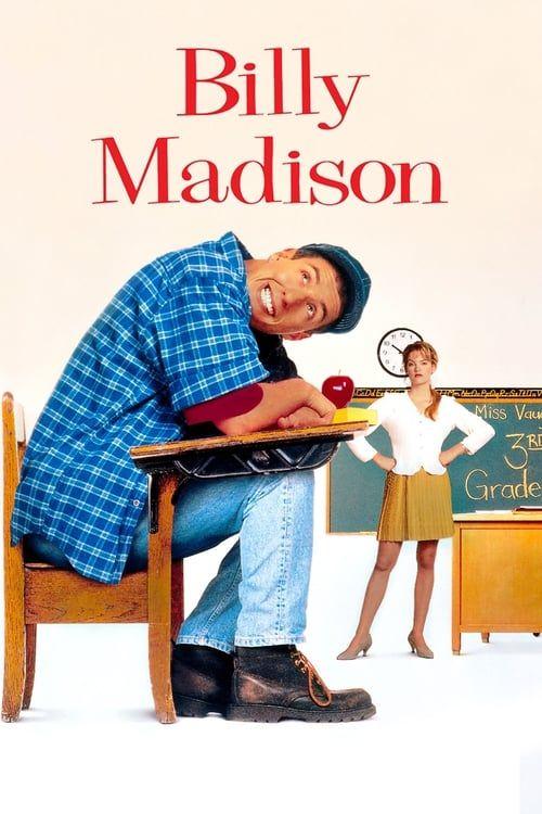 Key visual of Billy Madison