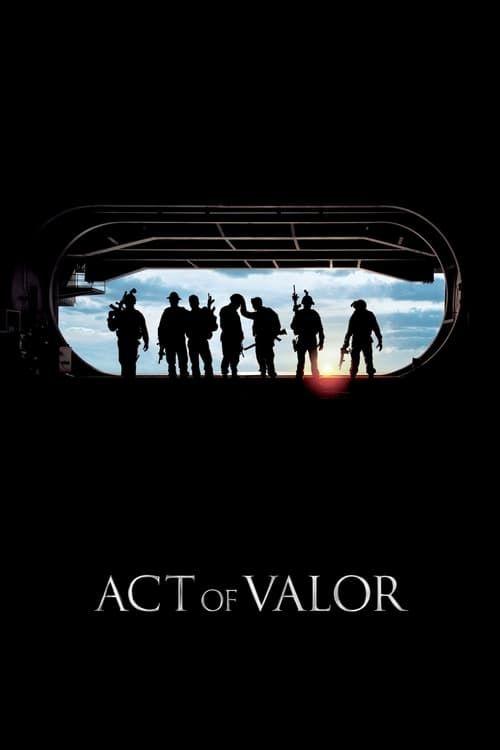 Key visual of Act of Valor