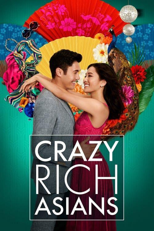 Key visual ofCrazy Rich Asians