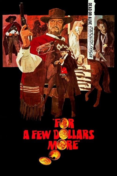 Key visual of For a Few Dollars More