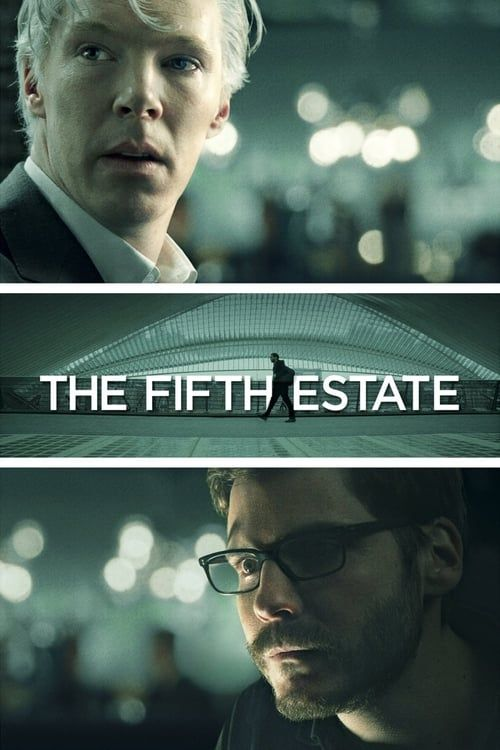 Key visual of The Fifth Estate