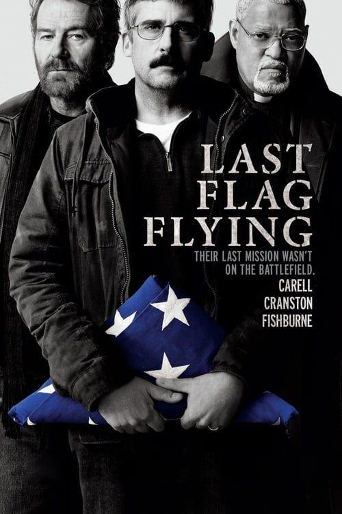Key visual of Last Flag Flying