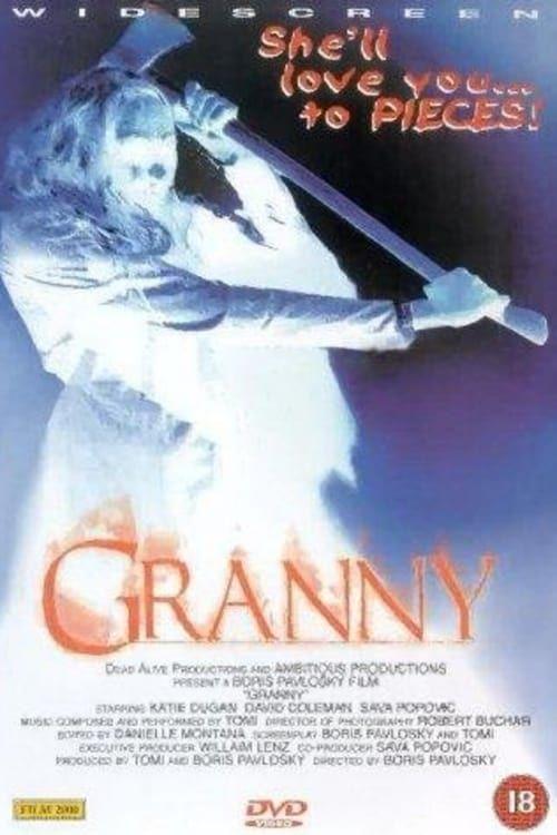 Key visual of Granny