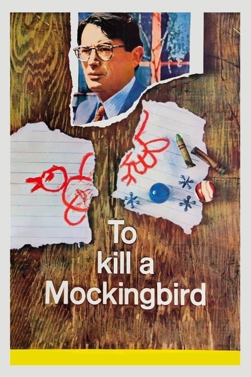 Key visual ofTo Kill a Mockingbird