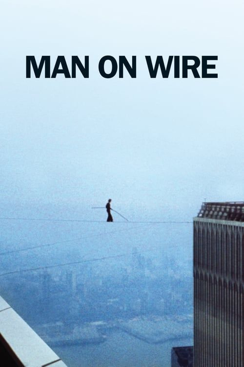 Key visual of Man on Wire
