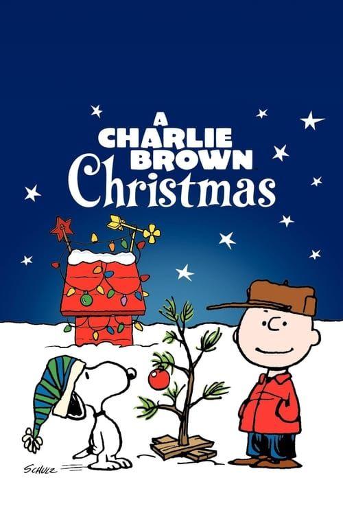 Key visual of A Charlie Brown Christmas