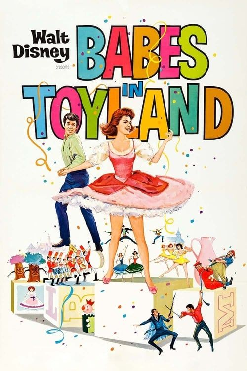 Key visual of Babes in Toyland