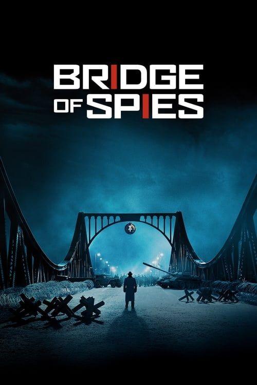 Key visual of Bridge of Spies