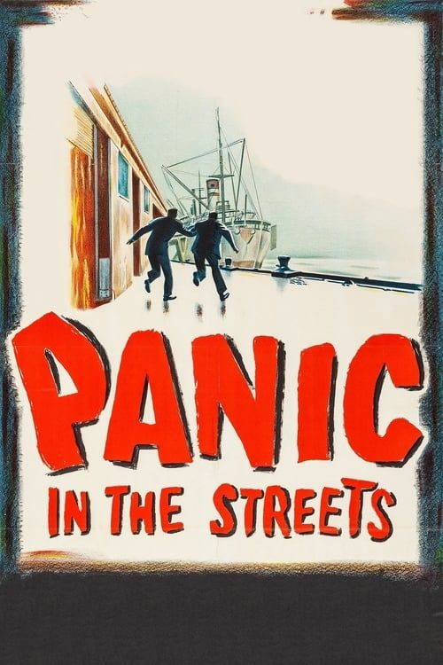Key visual of Panic in the Streets