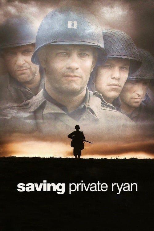 Key visual of Saving Private Ryan