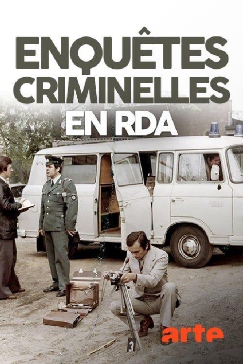 Key visual ofDie Spezialkommission - Geheime Mordermittlung in der DDR