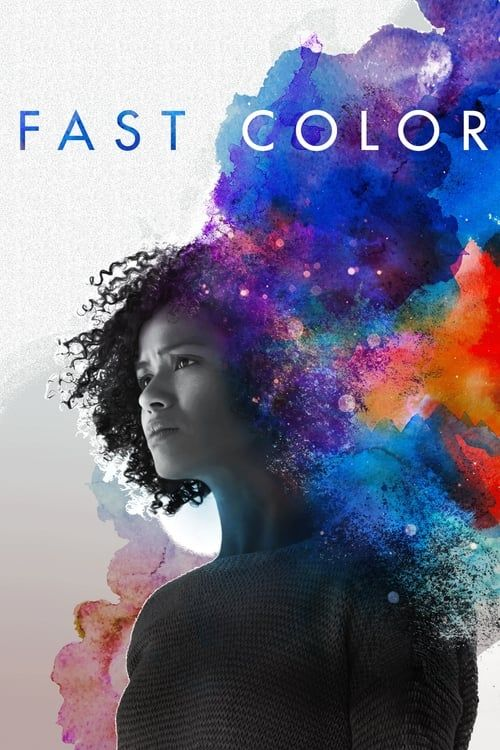Key visual of Fast Color