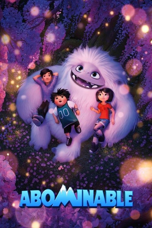 Key visual of Abominable
