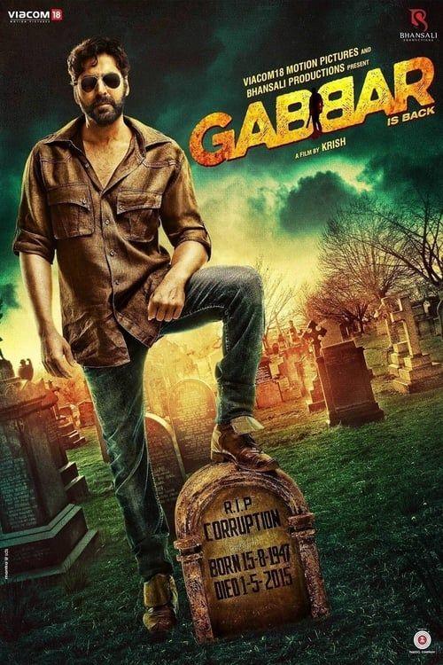 Key visual of Gabbar Is Back